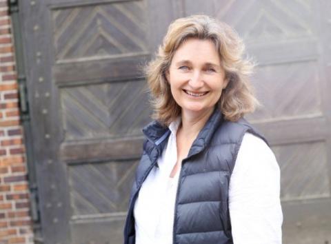Portrait of Heike Lorenz