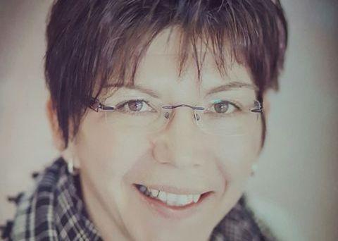 Portrait of Ramona Greim