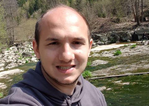 Portrait of Fabian Rupprecht