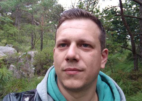 Portrait of Sven Best