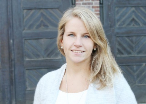 Portrait of Svenja Hartung