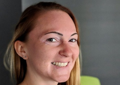 Portrait of Nadine Weiß